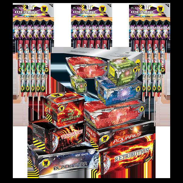 Ultimate Fireworks Kit