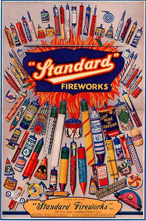 Black Cat & Standard Fireworks | Free UK delivery on online