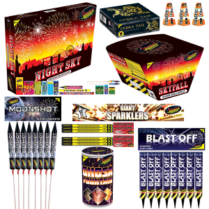 Kits & Barrage Packs